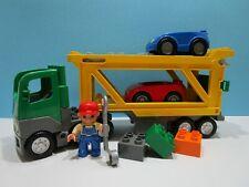 Lego ® Duplo Set 5684 Autotransporter Sattelzug LKW  vollständig