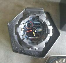 Casio G-Shock GA-700BMC-1AK 53mm Men's Black Watch with Case and Manual