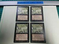 4x Marsh Gas | The Dark | MTG Magic The Gathering Cards