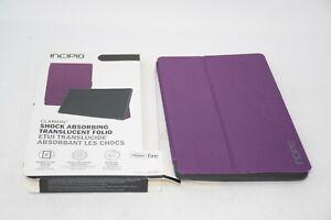 Incipio Clarion Folio Fire HD 8 Case (Previous Generation - 2015 release), Plum
