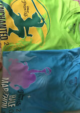 Lot of 2 Champion Disney Princess Size: L 10K Fairy Tale 2019 Woman  T-Shirts