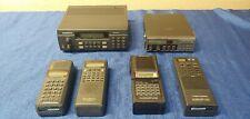 Mixed lot of UHF radio equipment Realistic Radio Shack