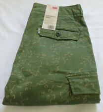 Levi's Slim Straight Cargo l  Green  Men Pants 31 X 32
