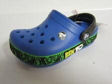 Sandalias y chanclas de mujer negro Crocs