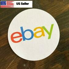 # 516 ebay sellers Colorful Round Packaging eBay Logo Sticker Multi Sizes Bulk
