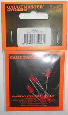 gaugemaster Gm84 5mm LED red x5