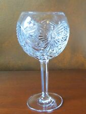 """Waterford Millennium Series Happiness Cut 8"""" Balloon Wine Goblet(s)"""