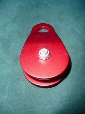 """2"""" Pulley, For Hauling Anchor, Big Wall Climbing, Caving, Search & Rescue, Etc"""