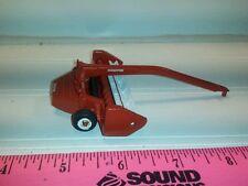 1/64 custom agco hesston hydroswing haybine mower conditioner ertl farm toy