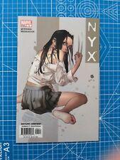 Nyx #4 (Jul 2004, Marvel)