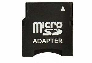 Micro SD to Mini SD Adaptateur Card Adapter Converter / UK DISPATCHED