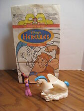 McDonalds - Disney's Hercules - Megara with case / includes bag -1996