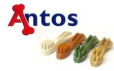 "Antos Cerea Large Toothbrush x 4 ~ 150mm / 6"" long ~ Vegetarian ~ 4 Flavours"