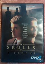 FILM DVD - THE SKULLS / I TESCHI - CON JOSHUA JACKSON E PAUL WALKER