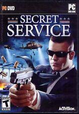 Secret Service : Elite Agent CIA works w/ Windows 8,7,Vista,XP PC Game Computer