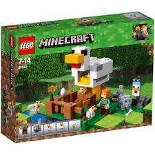 Lego Minecraft The Chicken Coop 21140 NEW