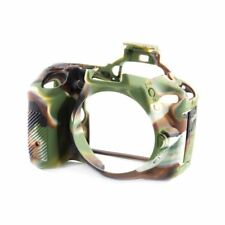EasyCover Silicone Skin Case Cover Protector Nikon D5500  D5600 in Camoflague UK