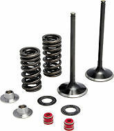 HONDA CRF250R KIBBLEWHITE INTAKE VALVE VALVES AND SPRING KIT CRF250 2004-2009