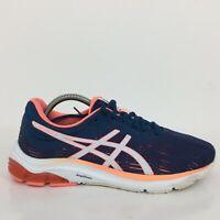Asics Gel-Pulse 11 Blue Textile Trainer Sneaker 1012A467 Women UK 6.5 Eur 40
