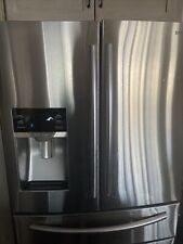 Samsung Stainless Steel French 4 Door Counter Depth Refrigerator Rf28Hmedbsr