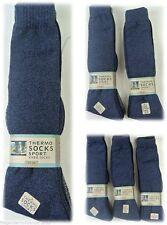 Kniestrümpfe Herren-Freizeitsocken aus Baumwolle mit Mehrstückpackung