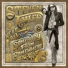 STEVEN TYLER We're All Somebody From Somewhere CD 2016 Aerosmith * NEW