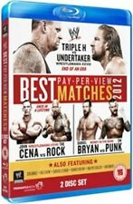 WWE: The Best PPV Matches Of 2012 [Blu-ray], DVD | 5030697022370 | New
