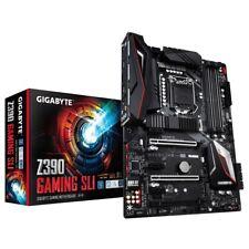 GIGABYTE Intel Z390 GAMING SLI LGA1151 ATX RGB Motherboard USB 3.1 M.2 DDR4