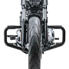 Pare cylindre Mustache II pour Harley Dyna Street Bob 06-17 noir