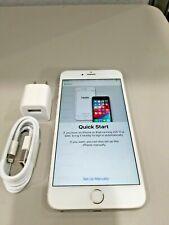 Apple iPhone 6s Plus - 16GB - Silver (Unlocked) A1687 (CDMA + GSM) - Working