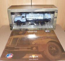 Camion d'Autrefois Altaya/Ixo 1/43 Volvo N88 citerne Lait Mont Blanc