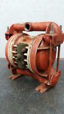 "Wilden Diaphragm Pump, M2, 1"", 316SS w/ Teflon Diaphragms, NPT, #88660"