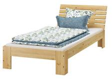 Futon, Einzel Bett 90 x 200 cm Kiefer massiv ohne Zubehör 60.67-09-Tina oR