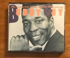 The Complete Chess Studio Sessions by Buddy Guy CD (Mar-1992, 2 Discs)