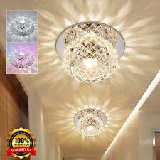 LED Kristall Deckenleuchte Deckenlampe Kronleuchter Lüster Leuchte Pendelleuchte