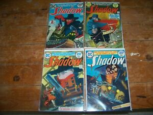 THE SHADOW #1-4