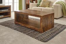 Jakarta Mango coffee table with Shelf living room range