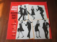 Arthur Murray - DISCOTEQUE DANCE PARTY LP RCA VICTOR 1964 PROMO Ska Twist Surf..
