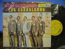 afro COLOMBIA cumbia boogaloo Los Corraleros FUENTES