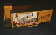 LGB #42260 Augsburger Puppenkiste Theater Co Boxcar w/ Brakeman's Cabin