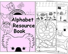 Alphabet Resource Book