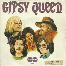 45 TOURS 2 TITRES / GIPSY  QUEEN  LOVE IS IN THE AIR                   B0