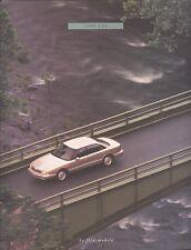 1995 Oldsmobile LSS Dealer Sales Brochure