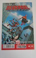 DEADPOOL (2012 3rd Series) #10 MARVEL NOW POSEHN, DUGAN SINISTER SIX  VF