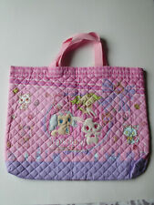 New with Tag Original Sanrio Pink Jewel Pet Sapphie Peridot Tote Bag Handbag