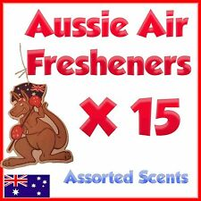 Car Air freshener X 15 freshener home truck deodoriser Assorted scents