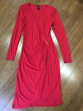 GOK for Tu dress size 14. Pillar box red. Stylish and lovely condition