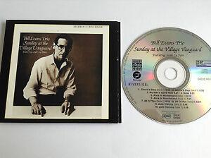 Bill Evans - Sunday at the Village Vanguard (Live Recording, 1998) CD