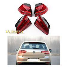 OEM LED Tail Lights Tail Lamps Taillights For VW Golf GTI GTD MK7 Mark 7 MarkVII