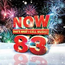NOW THAT'S WHAT I CALL MUSIC 83 various (2x CD) Alternative Rock, Brit Pop, Rock